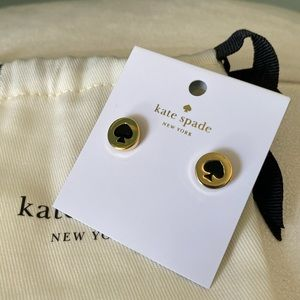 ♠️ KATE SPADE spot the space earrings ♠️